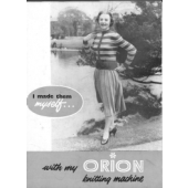 Orion Sales Literature