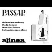 Passap Alinea user Manual