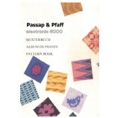 Passap E6000 Pattern Book