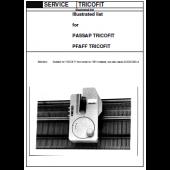 Passap Tricofit Service Manual