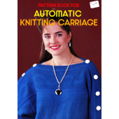 DAK files for Brother Pattern Book for Automatic Knitting Carriage