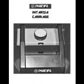 Phildar Intarsia Carriage Manual