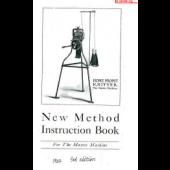 Home Profit Knitter New Method Instruction Book