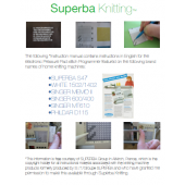 Superba Pressure Pad Programmer Manual