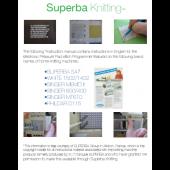 Superba Pressure Pad Programmer Manual
