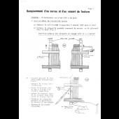 Phildar Verrou Replacing The Needle Retaining Spring Service Manual