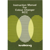 Knitking RCC colour changer