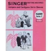 Singer Series 02 5 Ply Jumpers and Cardigans Set In Sleeves