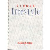 Singer Freestyle Knitting Machine Instruction Manual