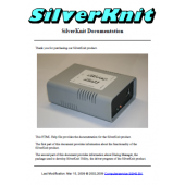 SilverKnit User Manual