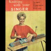 Singer MK1 Double Bed Knitting Machine Instruction Manual
