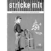 Stricke Mit 1957-12 Machine Knitting Magazine