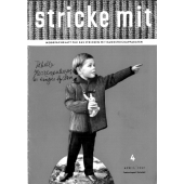 Stricke Mit 1957-04 Machine Knitting Magazine