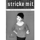 Stricke Mit 5-1956 Machine Knitting Magazine