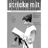 Stricke Mit 1957-08 Machine Knitting Magazine
