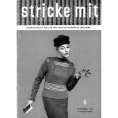 Stricke Mit 1957-09 Machine Knitting Magazine