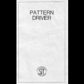 Superba Pattern Driver Instruction Manual