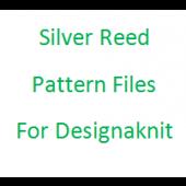 Silver Reed Files for Designaknit