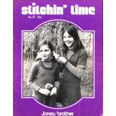 Jones-Brother Stitchin Time Issue 27 pattern book