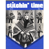 Jones-Brother Stitchin Time Issue 40 pattern book