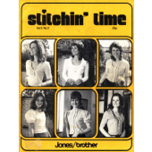 Jones-Brother Stitchin Time Vol.5 No.3 pattern book