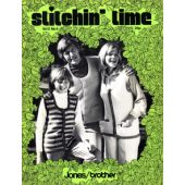 Jones-Brother Stitchin Time Vol.5 No.4 pattern book