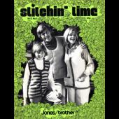 Jones-Brother Stitchin Time Vol.5 No.4 pattern book