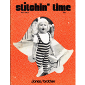 Jones-Brother Stitchin Time Vol.5 No.5 pattern book