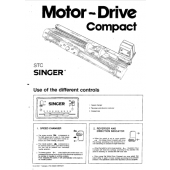 Singer STC Compact Motor Drive User Guide