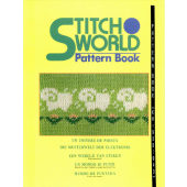 Brother Stitchworld I Pattern Book