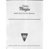 Swiss Magic Knitting Machine Manual