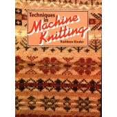 Techniques in Machine Knitting- Kathleen Kinder