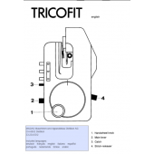 Passap Tricofit User Manual