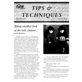 Studio Tips and Tricks V01 No.5 Knit Contour 18 Inch Dolls