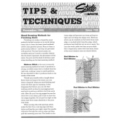 Studio Tips and Techniques Issue 38 Finishing Techniques