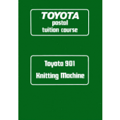 Toyota 901 Postal Tuition Course