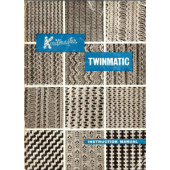 Knitmaster Twinmatic Knitting Machine Instruction Manual