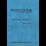 Toyota KS950  Service Manual